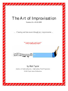 bob taylor the art of improvisation