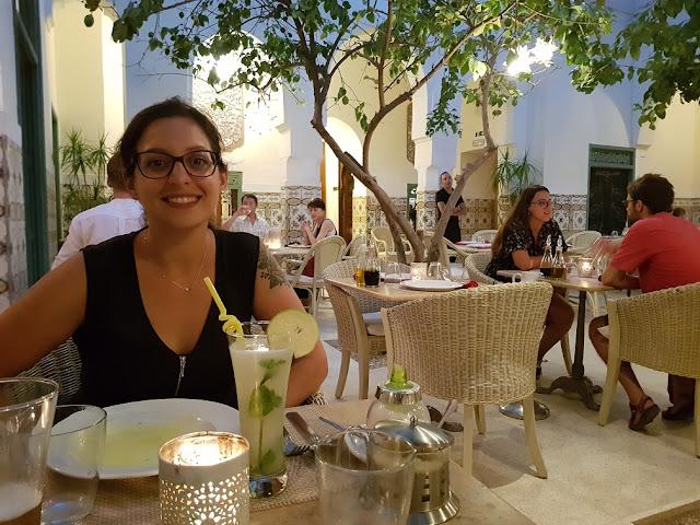 ristorante italiano i limoni marrakech