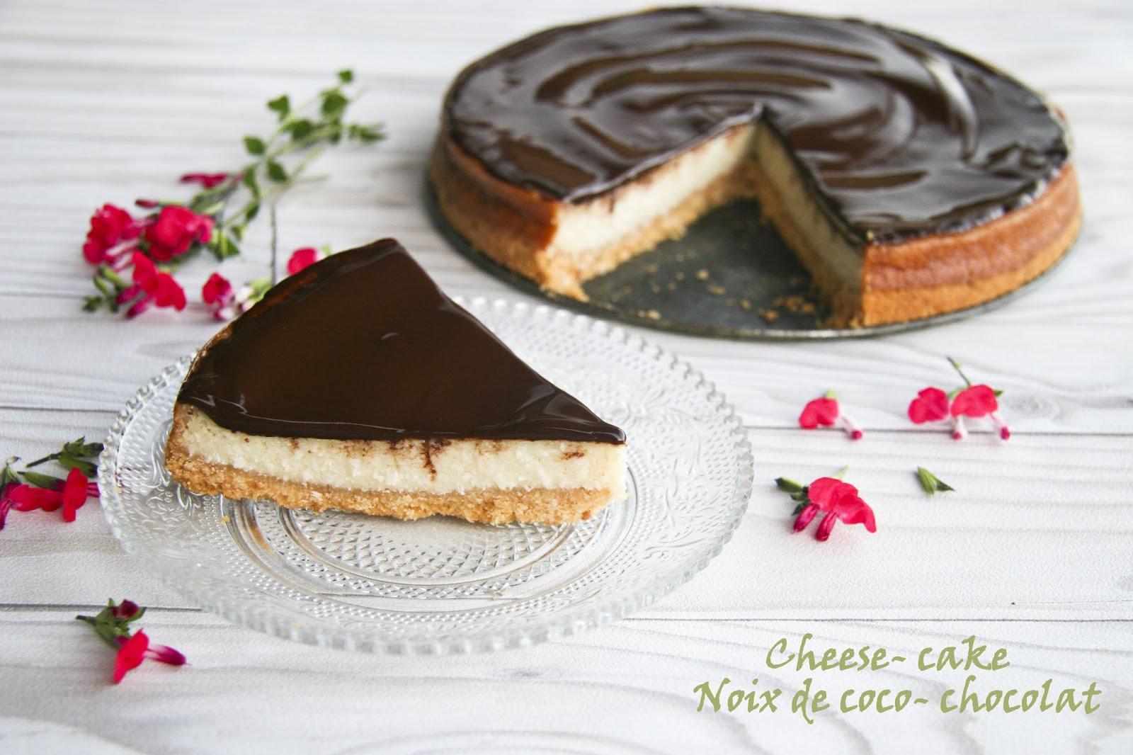 Cheese Cake Noix Cajou