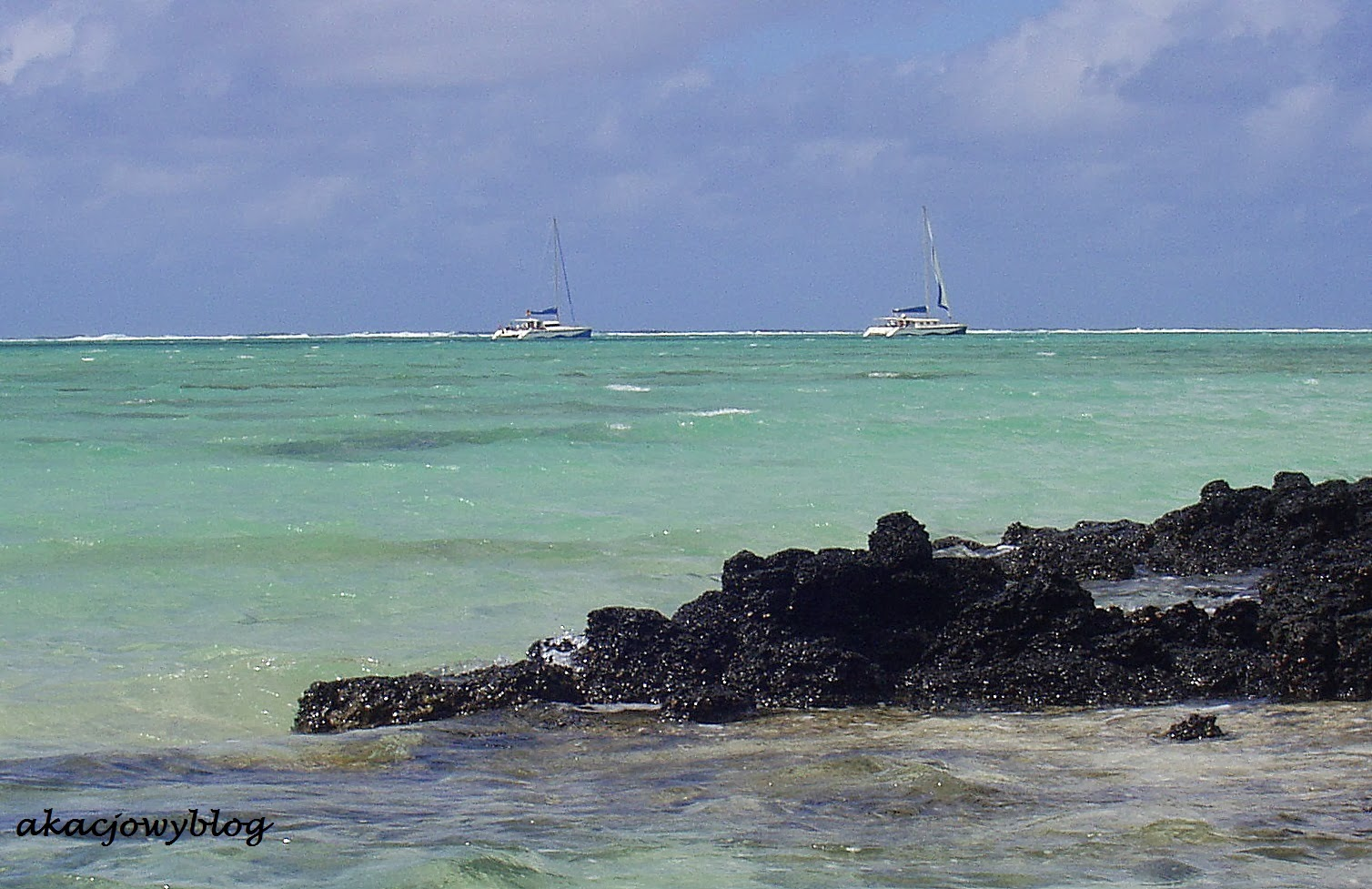 Mauritius - wyspa z archipelagu Maskarenów.