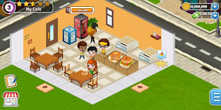 Free Cafeland Mod Apk