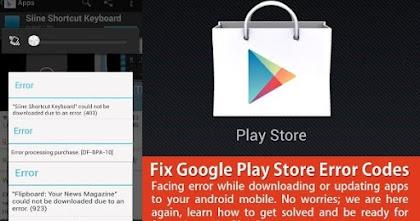Tidak Bisa Download Aplikasi di Playstore Android?