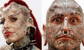 Tatuagens fantásticas