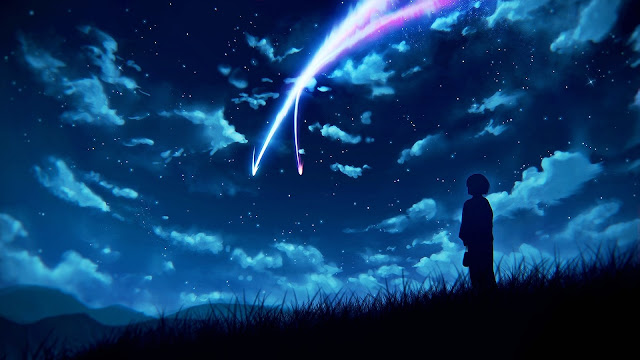 Dica de Filme: Kimi no Na wa ou Your Name