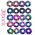 Amazon: $7.99 (Reg. $19.99) Elastic Hair Scrunchies, 20-Pcs