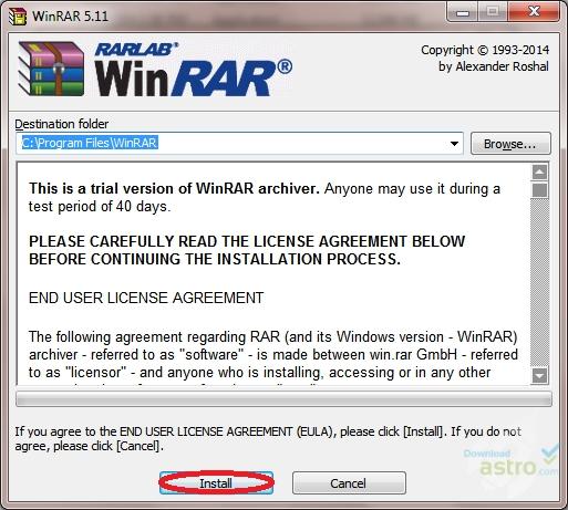 WinRAR 5.40 Latest Version Free Download The Infinite Tech