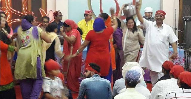 Ajmer, Rajasthan, Chetichand Mahotsav, Ajmer Sindhi Samaj, Vasudev Devnani, Anita Bhadel, Dharmendra Gehlot, Ajmer Development Authority