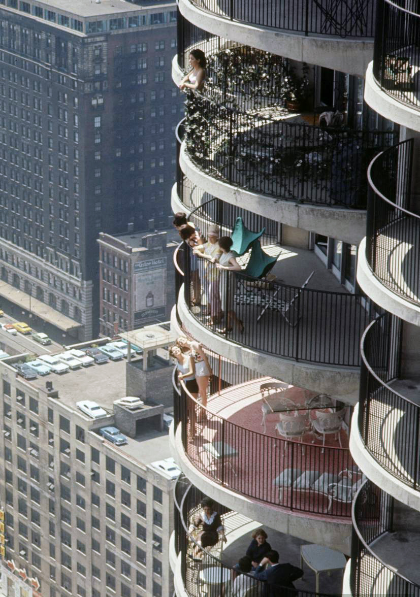 Multiples Estrategias De Arquitectura Terrazas Desde Donde