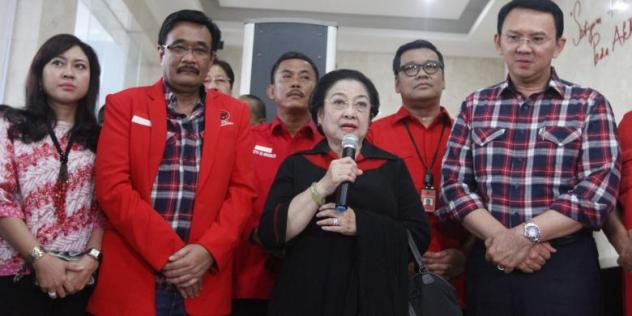 PDI-P Anggap Petisi Pembubaran Partainya Konyol dan Cari Perhatian