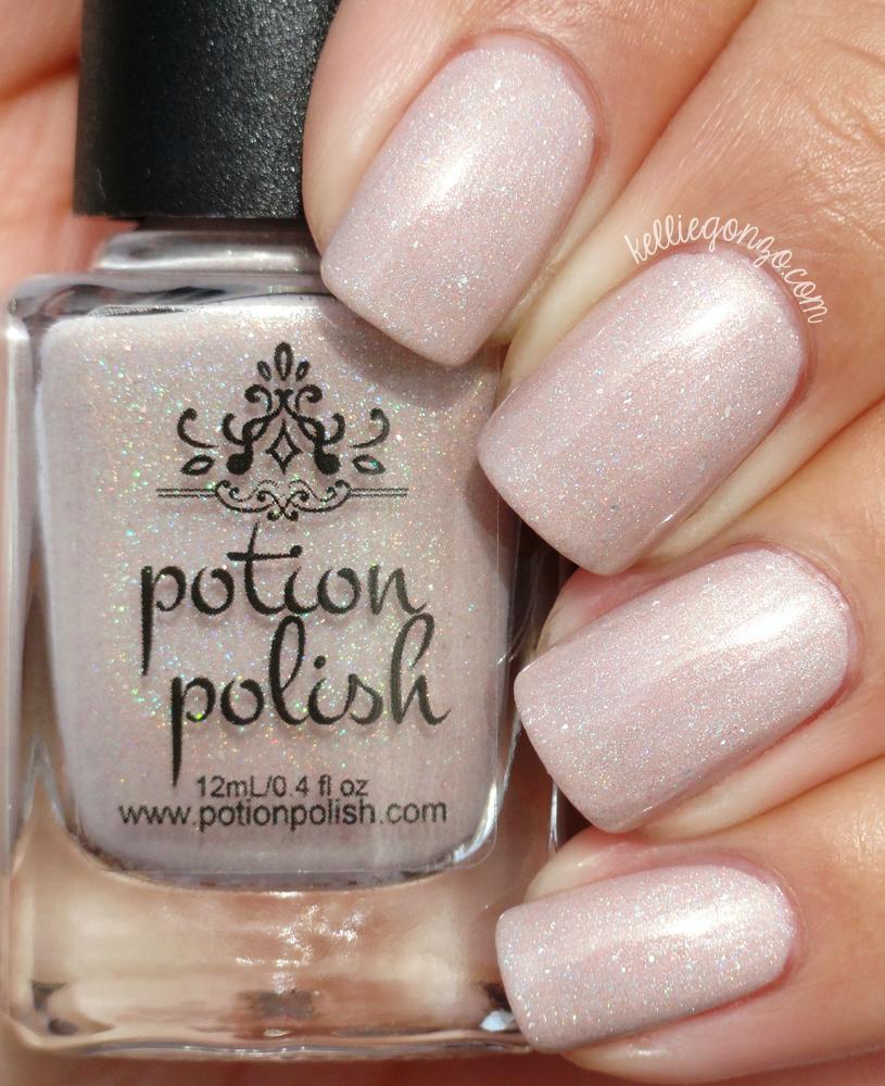 Potion Polish Define Naughty