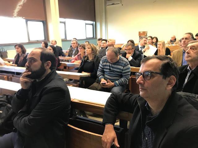 Την Έδρα Ποντιακών Σπουδών επισκέφθηκαν οι πρόεδροι των Ελληνικών κοινοτήτων της πρώην ΕΣΣΔ