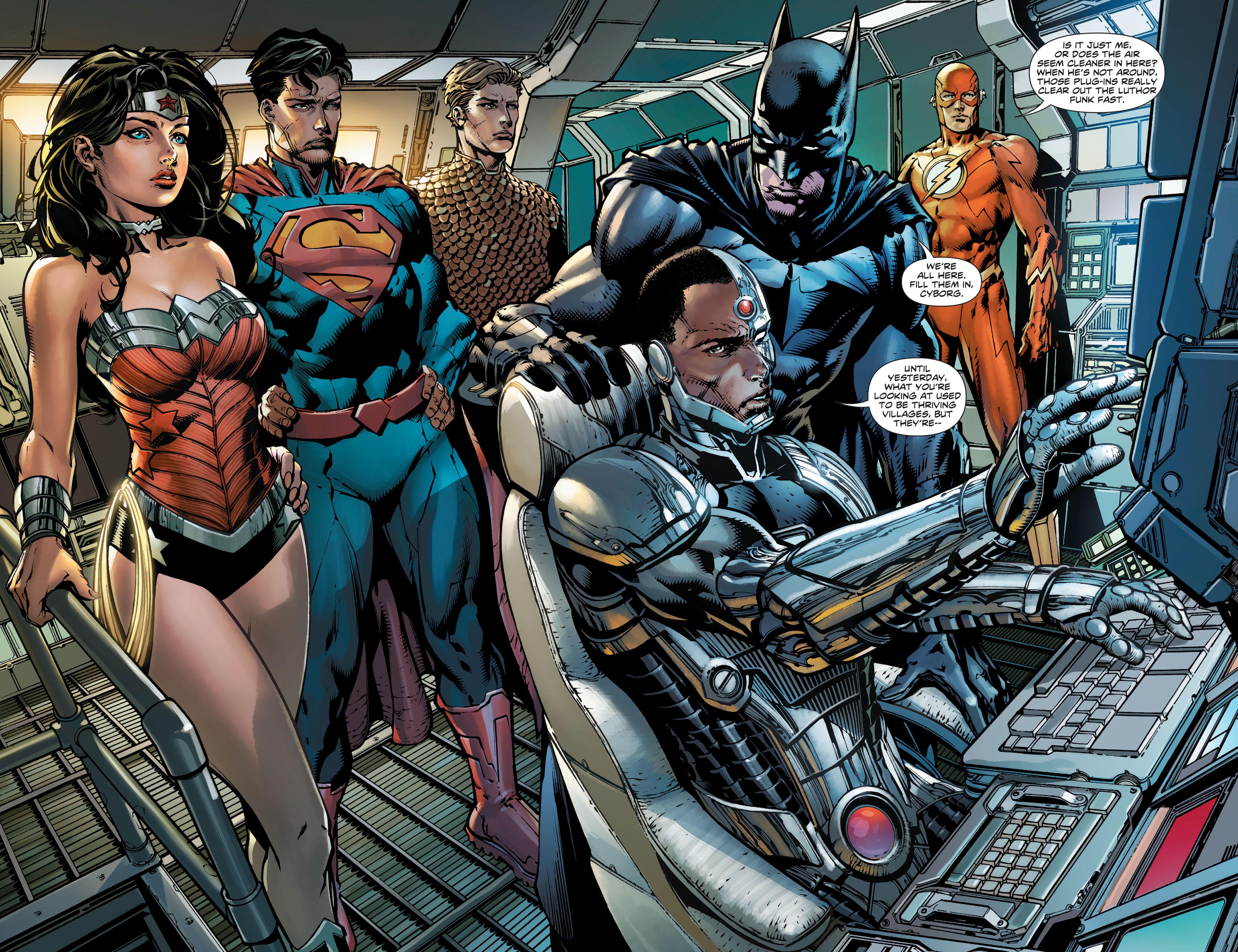 Read online Wonder Woman (2011) comic -  Issue #36 - 9