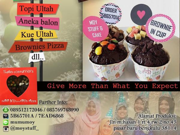 Pesan Antar Brownies #Kota Bengkulu