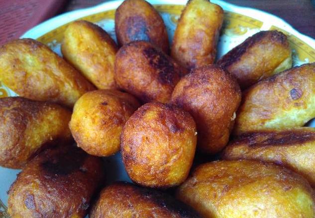 Resep Masakan: Resep Cara Membuat Timus Ubi Enak Praktis
