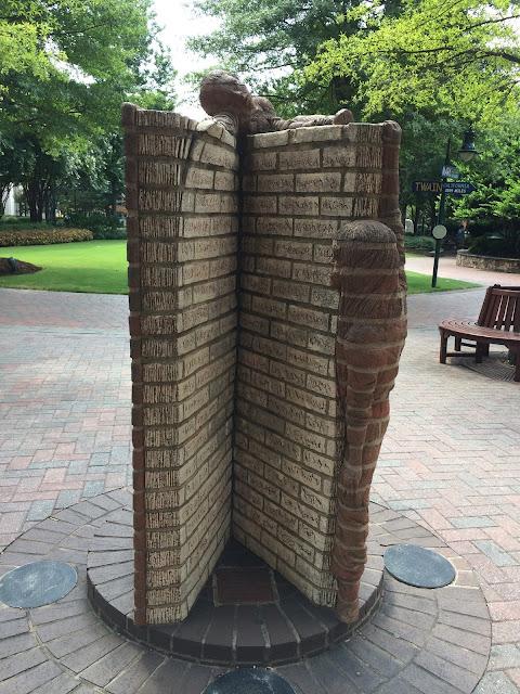 Charlotte North Carolina - Art - Book