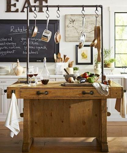 Creative Kitchen Islands picture