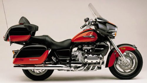 1999 Honda Valkyrie Interstate pictures gallery