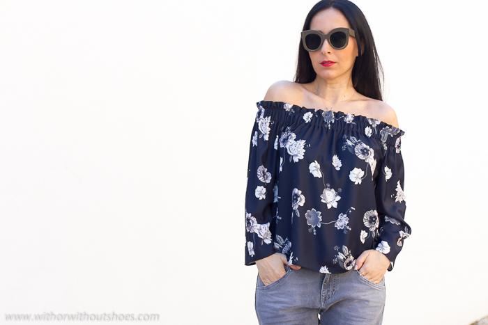 Blogger influence de moda de Valencia con looks comodos casual