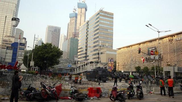 Pendemo Tew4s, Penyeru Jihad ke Jakarta Harus Tanggung Jawab