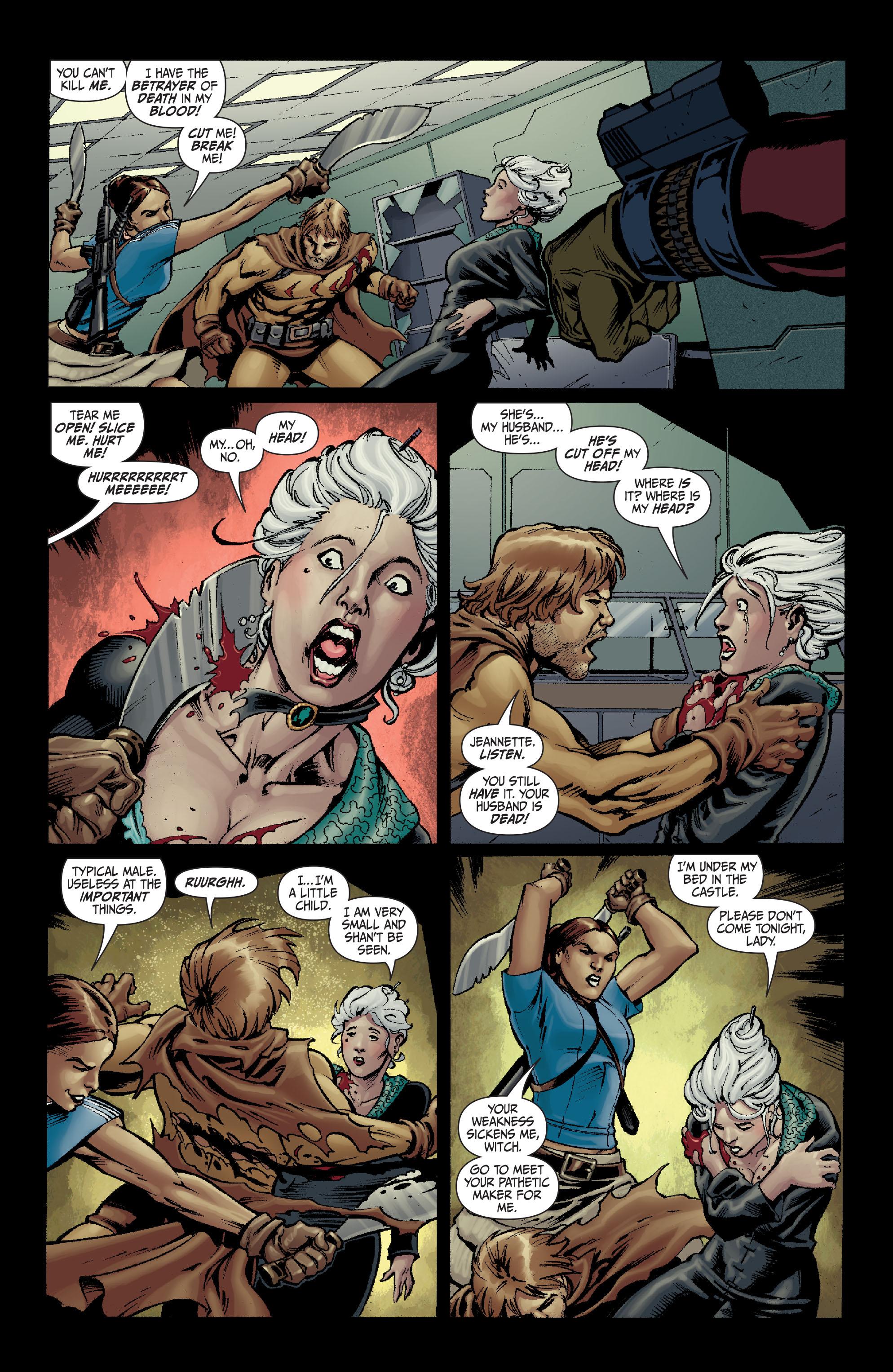 Read online Secret Six (2008) comic -  Issue #14 - 14