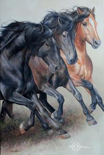 salvajes-corceles-pintura