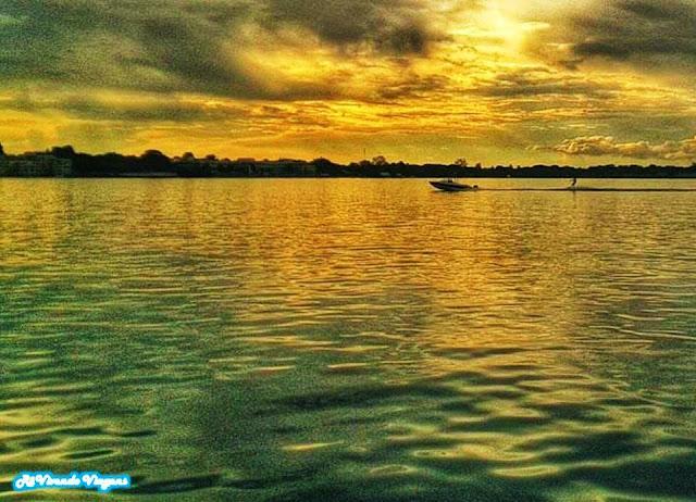 Lago Sunset Experimente Brasília