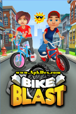 Bike Racing - Bike Blast Rush Mod Apk