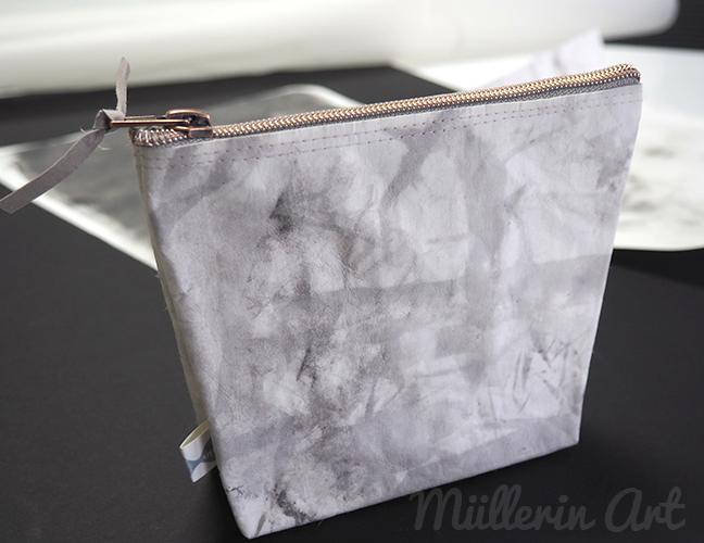 Markmaking Tasche aus Snappap ©muellerinart