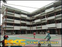 Jasa Pengecatan Gedung Sekolahan Wilayah Jakarta dan sekitarnya