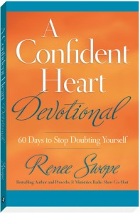 Confident Heart Devotional Cover