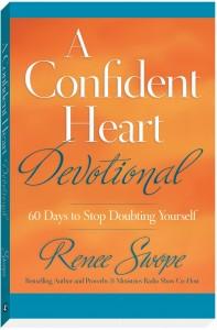 Confident Heart Devotional Cover