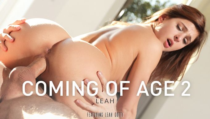 n26KMx0 EroticaX - Leah Gotti - Coming of Age 2, James & Leah