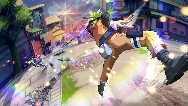 Download Naruto Ultimate Ninja Storm 4 Terbaru