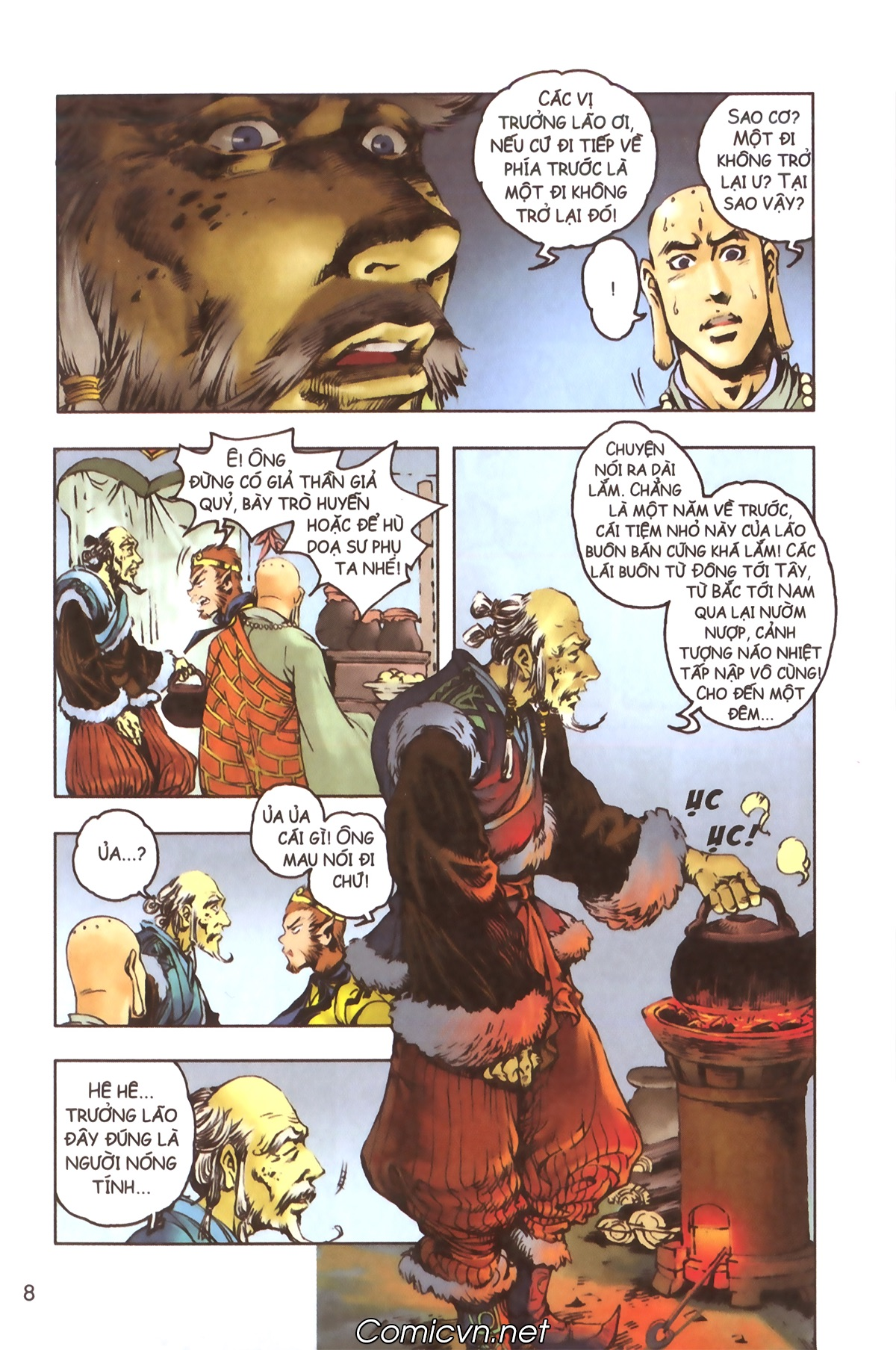 Tây Du Ký màu - Chapter 114 - Pic 6