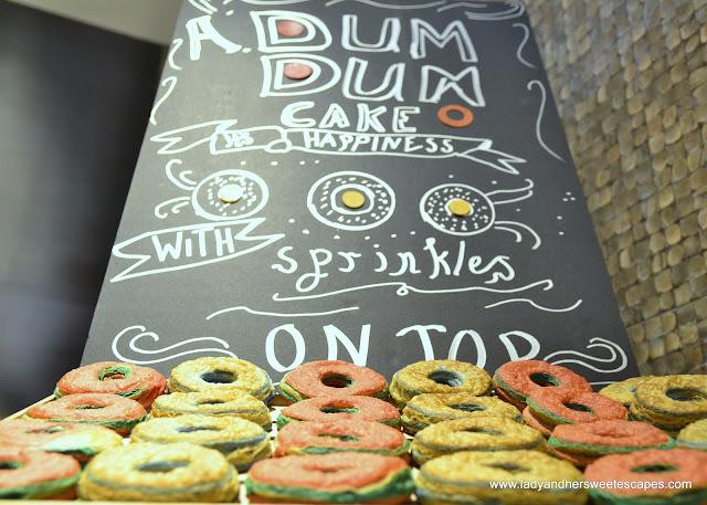 dumdum in Lapita daycation brunch