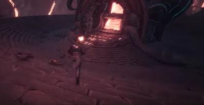 Conan Exiles, Defeat Volcano Boss, Get Trapezohedron