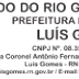 ANO XIII - Nº 922 - LUÍS GOMES RN, quarta-feira, 31 de janeiro de 2018