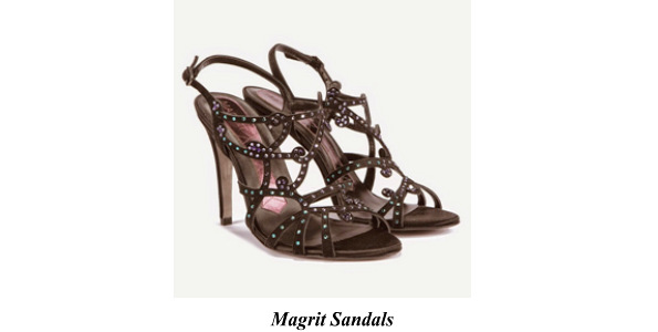 Queen Letizia Magrit Sandals