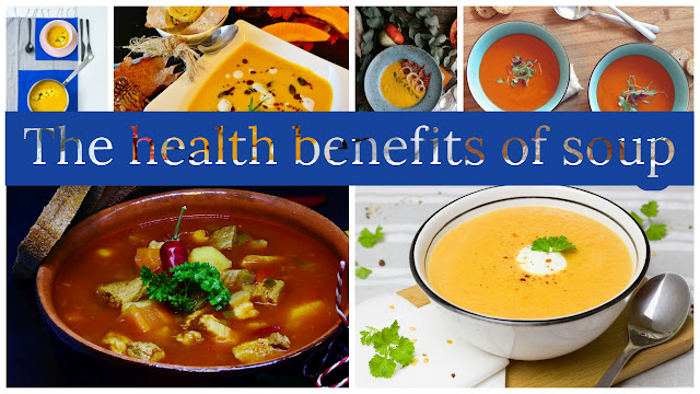 The Health Benefits of Soup