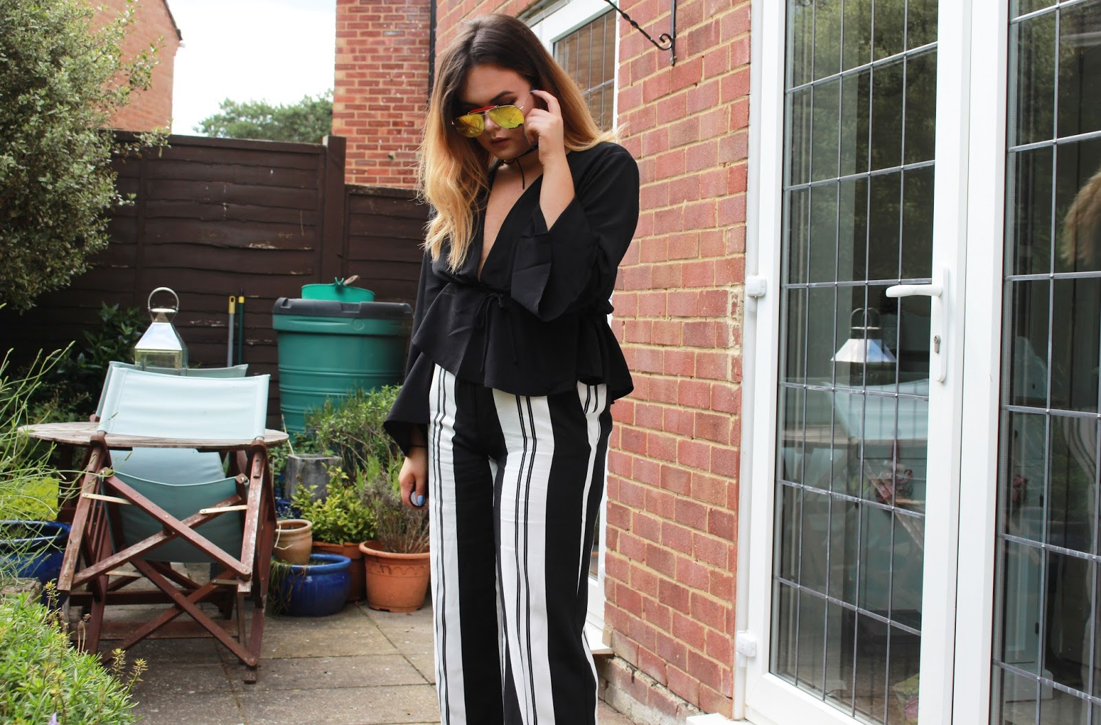 topshop summer 2016, misguided summer, monochrome ootd, fashion blogger uk, outfit inspiration, high street outfit haul 2016
