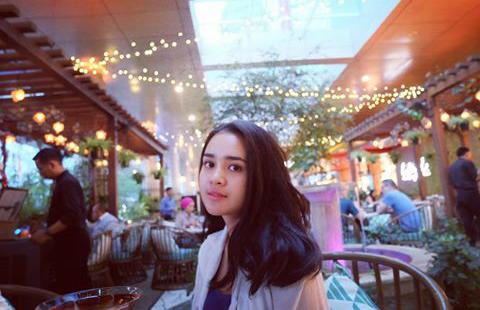 Taman Bahasa Indonesia Smkn23jkt Biografi Michelle Ziudith Gadis Berbakat Akting
