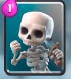 Skeletons arena 8 deck terbaik