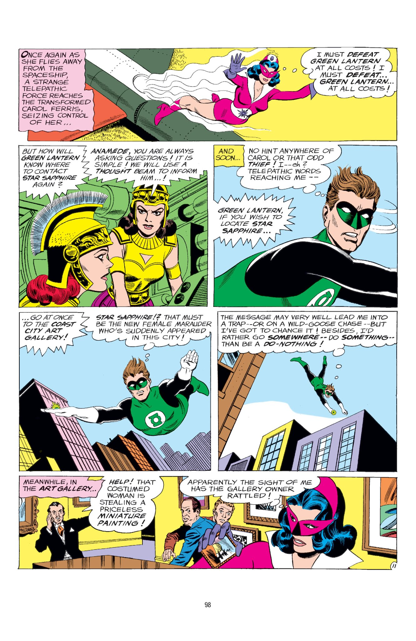 Green Lantern: A Celebration of 75 Years TPB (Part 1) Page 100