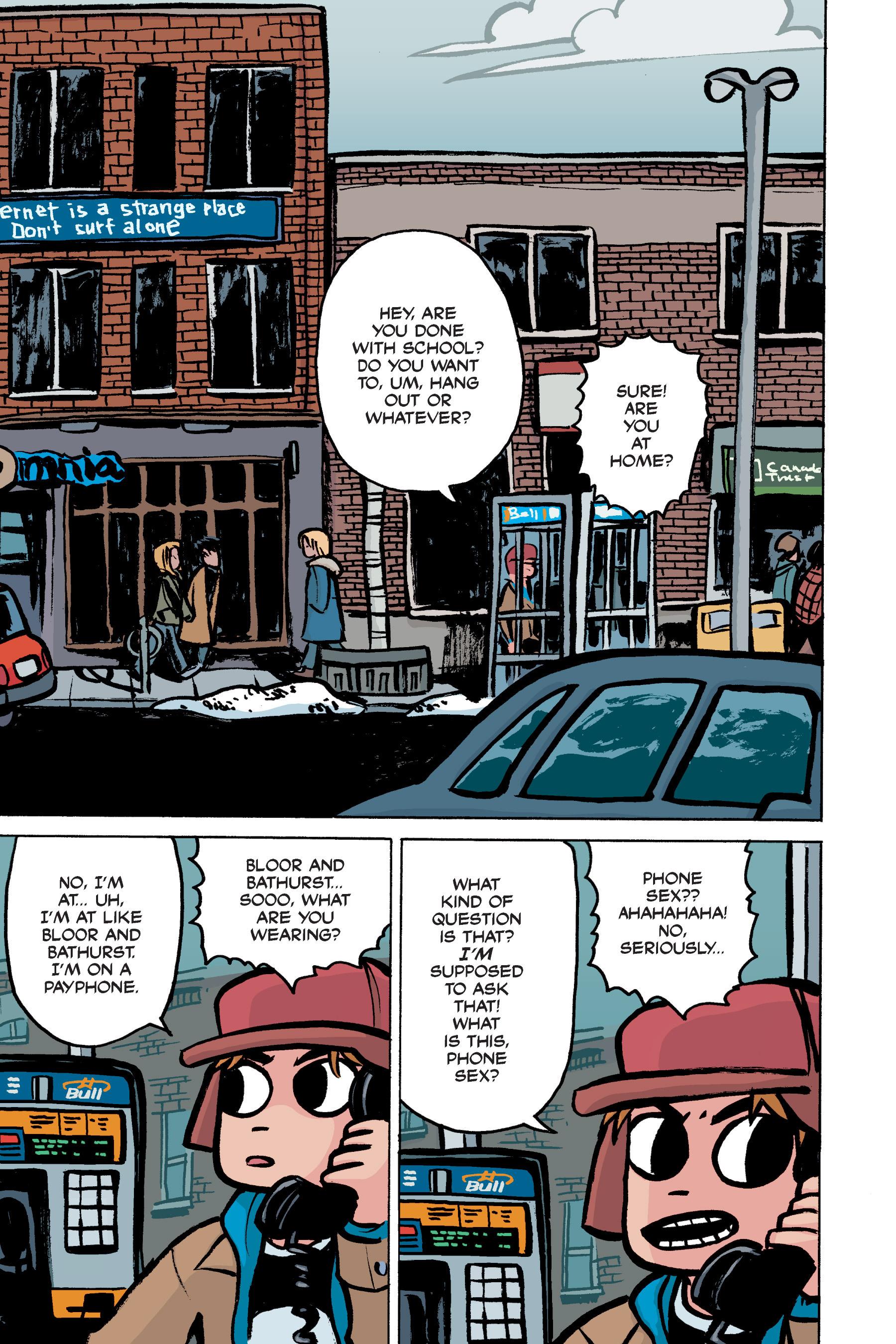Read online Scott Pilgrim comic -  Issue #2 - 39