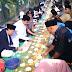 Nasi Sepanjang 500 Meter, Sambut Perisapan Hari Jadi Kabupaten Pasuruan ke 1088 di Grati