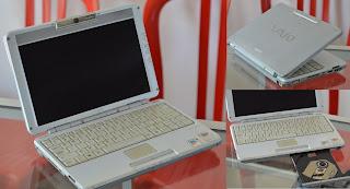 Laptop Bekas Sony Vaio PCG-TR3A