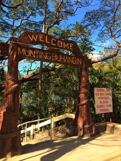 how to go to munting buhangin