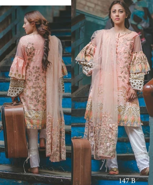 Rang Rasiya Lawn 2017 With Prices
