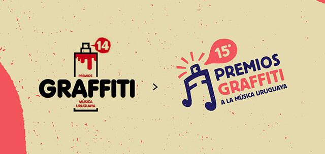 Premios Graffiti Rebrand