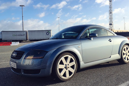 Driven by configuration: Bringing home an original Audi TT